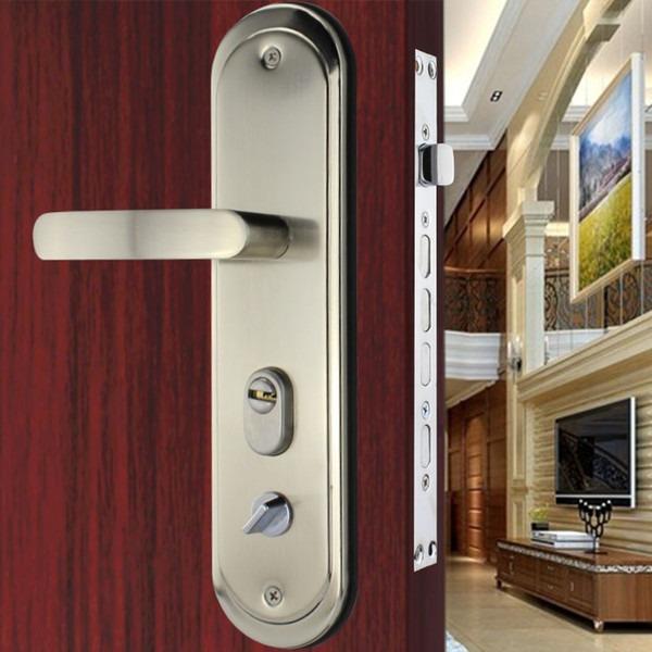 ویژگی قفل درب ضد سرقت