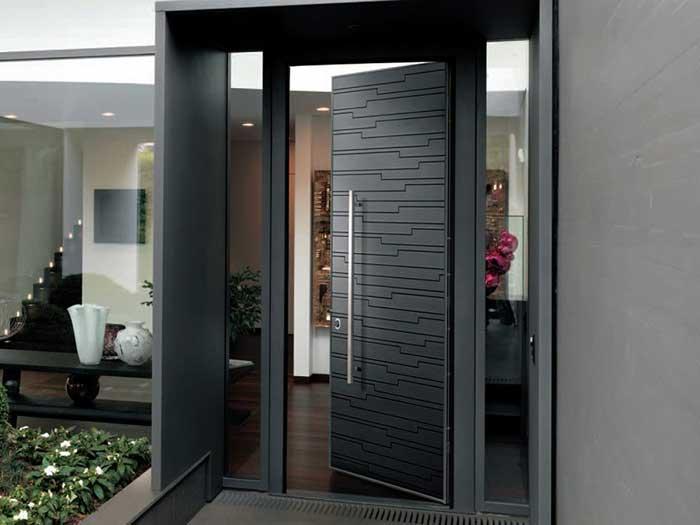 درب ضد سرقت فولادی